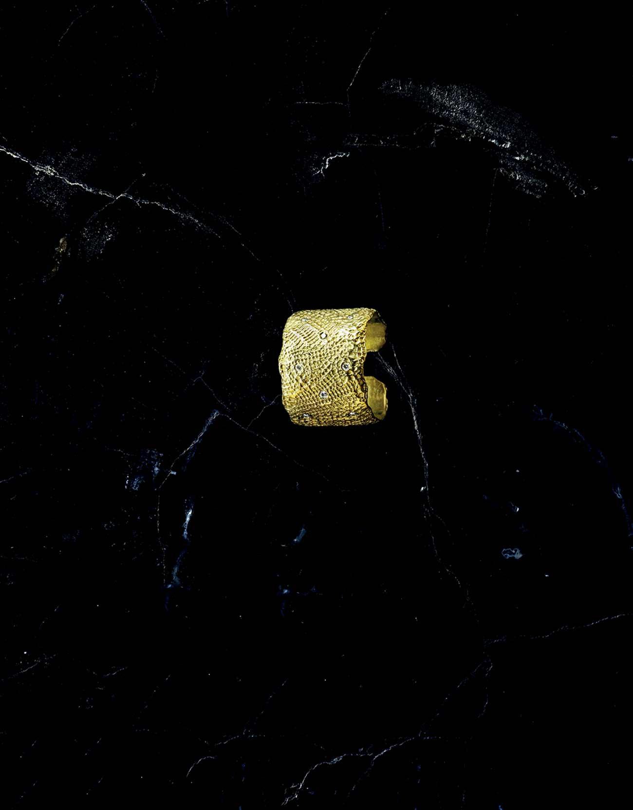Orit Elhanati | Mezuzah | Ring