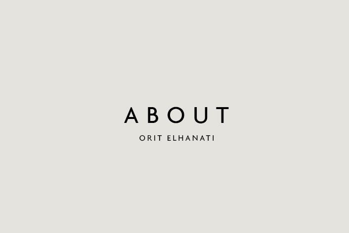 About Orit Elhanati