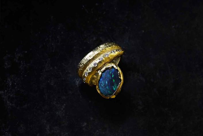 Orit Elhanati | Abyss Ring